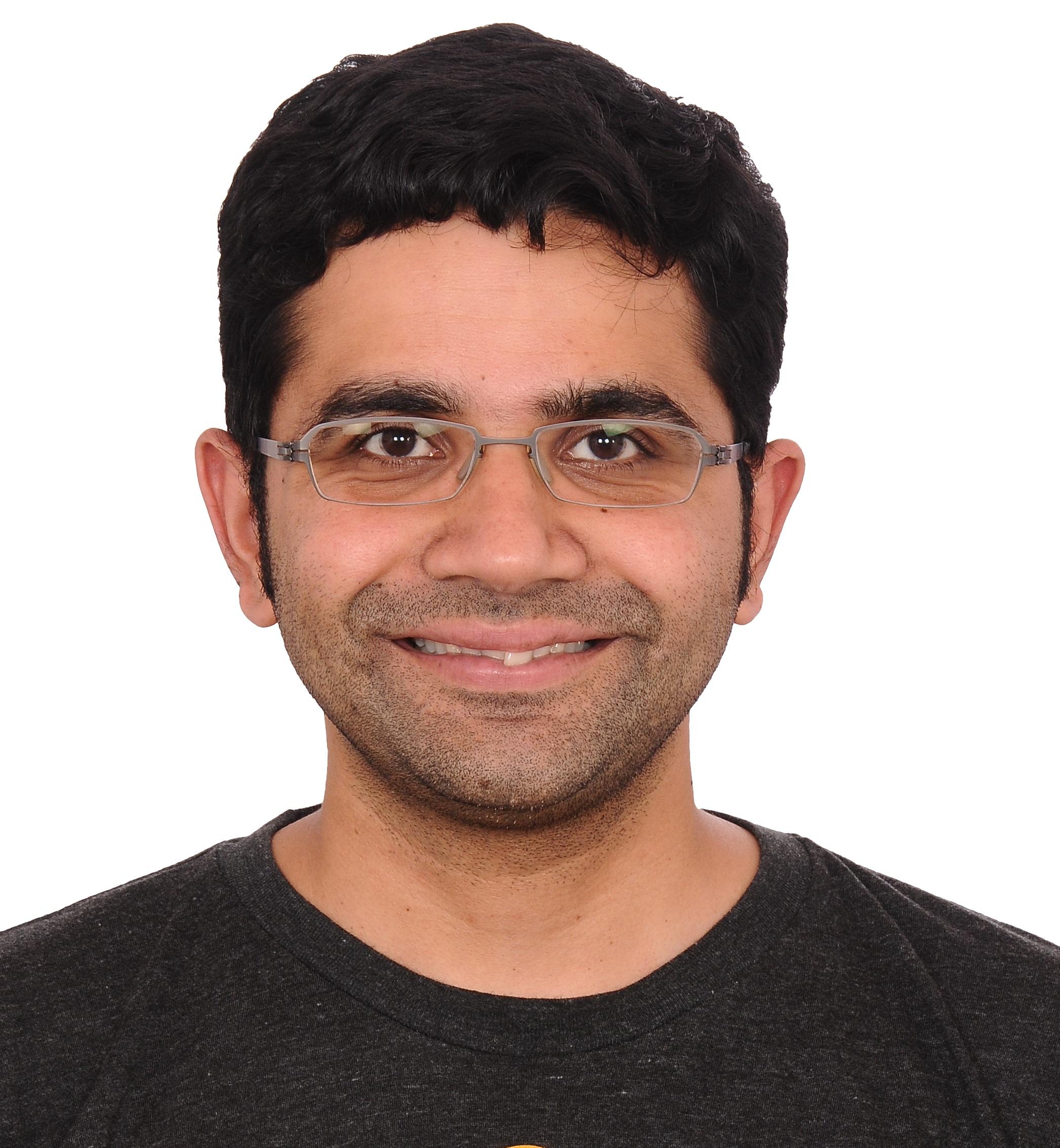 Anand Rajaram photo